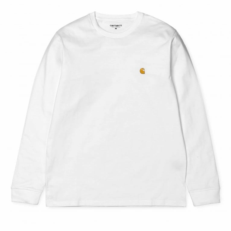 Carhartt WIP Long Sleeve Chase T-Shirt