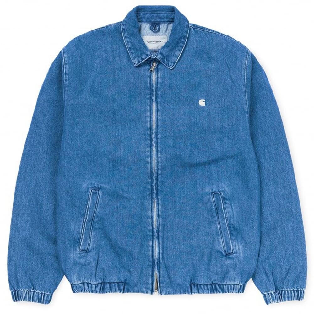 najlepsza wyprzedaż popularne sklepy Najlepsze miejsce Carhartt WIP Madison Jacket - Stone Wash