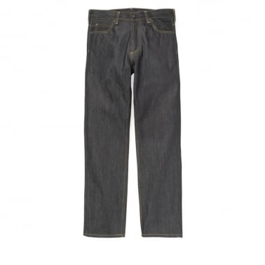 Marlow Pant - Blue Rigid