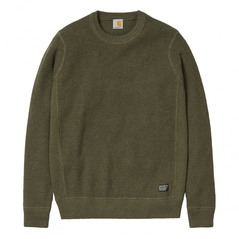 Carhartt WIP Mason Sweater - Cypress Heather