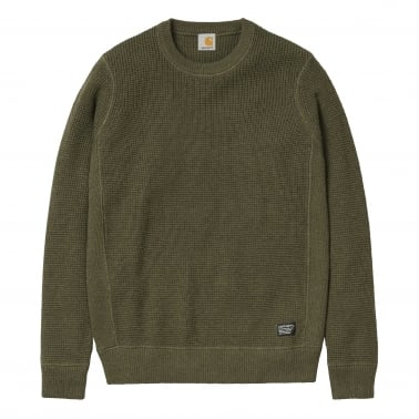 Mason Sweater - Cypress Heather