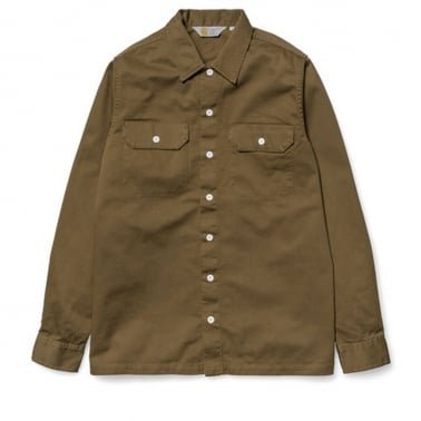 Master Shirt - Brown