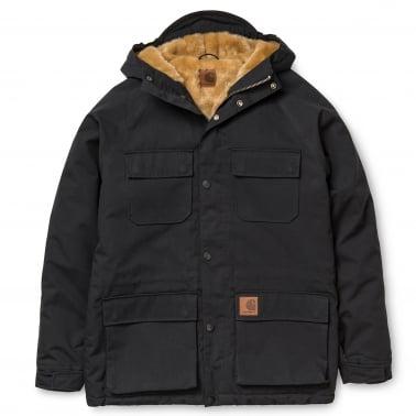 Mentley Jacket - Black
