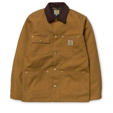 Michigan Chore Coat - Hamilton Brown