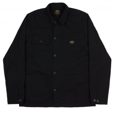 Michigan Shirt Jacket - Black