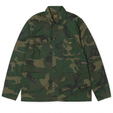 Michigan Shirt Jacket - Camo