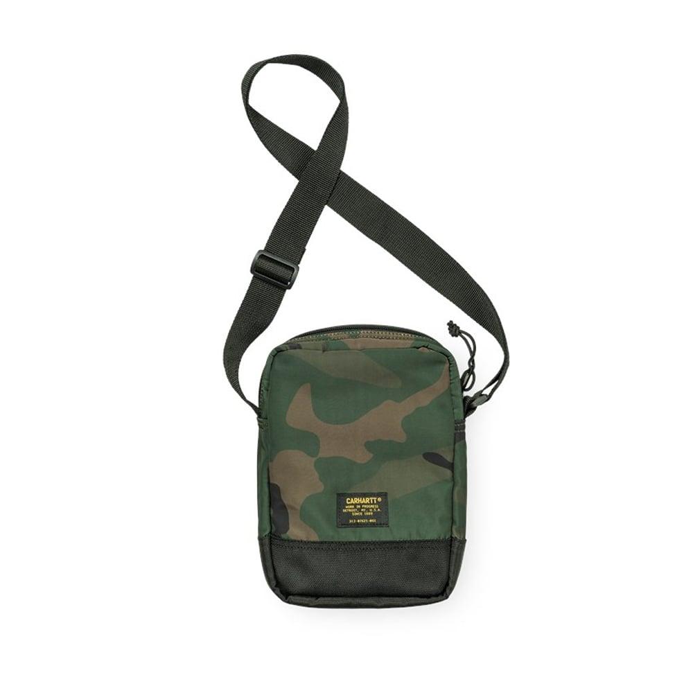 Military Shoulder Bag Camo Green