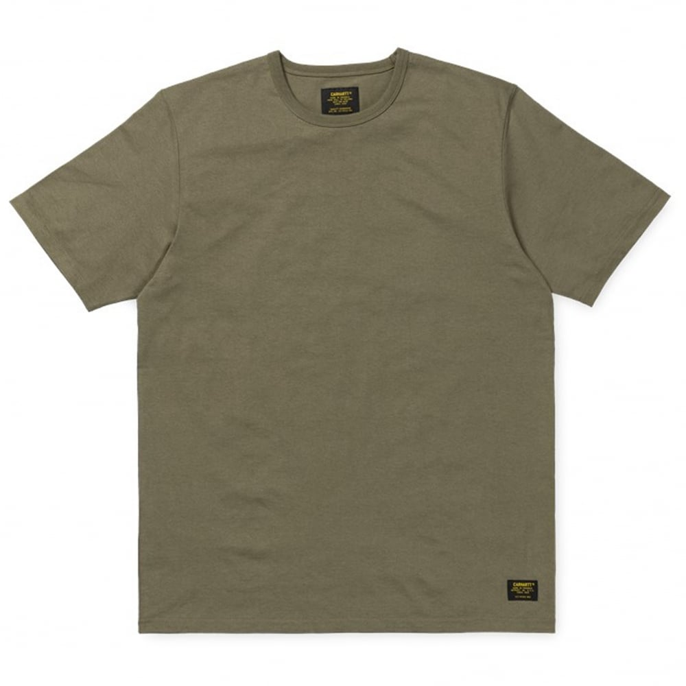 28a87ceb5 Carhartt WIP Military T-Shirt | Clothing | Natterjacks