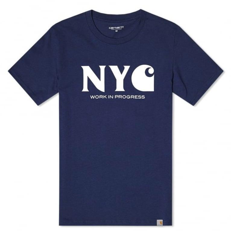 Carhartt WIP New York City Tee - Jupiter