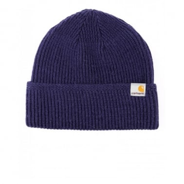 Note Watch Beanie - Labor Blue