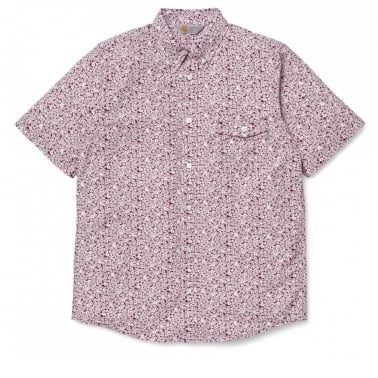 Orchid Short Sleeve Shirt - Varnish