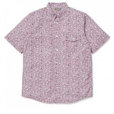 Orchid Short Sleeve Shirt - Varnish