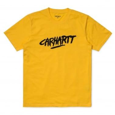 Painted Script T-Shirt