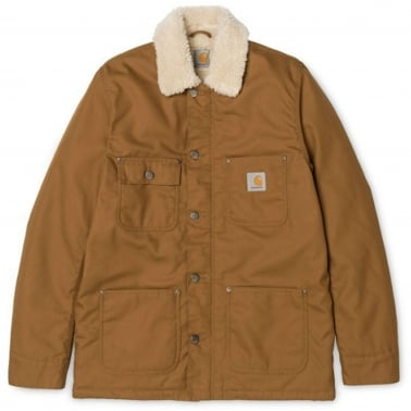Phoenix Coat - Hamilton Brown Rigid
