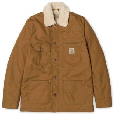Phoenix Coat - Hamilton Brown Rigid
