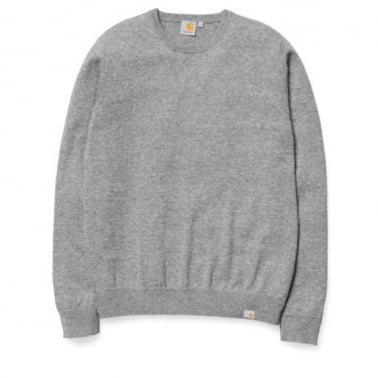 Playoff Crewneck Sweat - Dark Grey