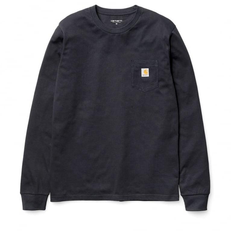 Carhartt WIP Pocket Long Sleeve T-shirt