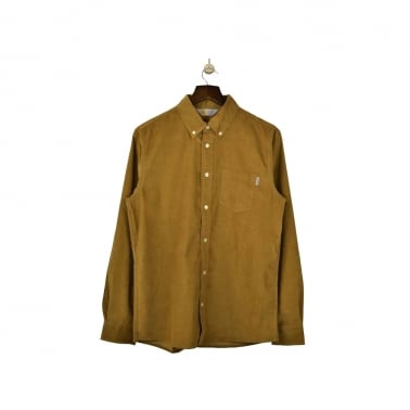 Prescott Shirt - Hamilton Brown