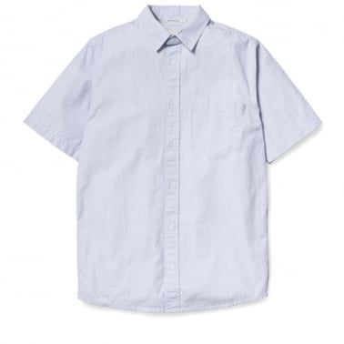 Rag Short Sleeve Shirt - Gulf