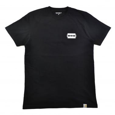 Razor Blade T-shirt - Black
