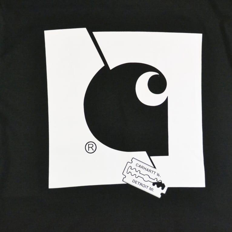 Carhartt WIP Razor Blade T-shirt - Black