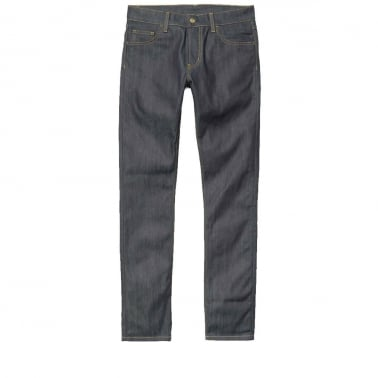 Rebel Pant - Blue Rigid
