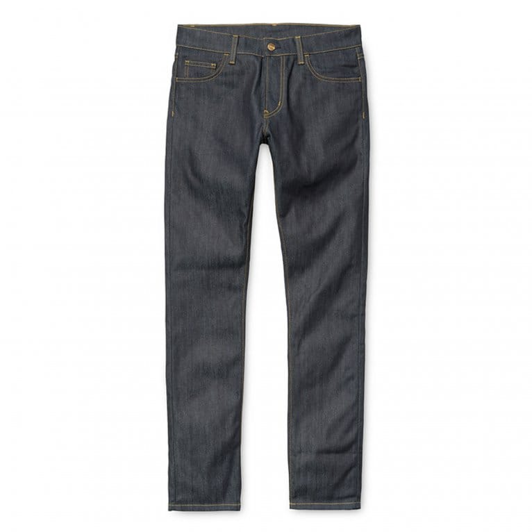 Carhartt WIP Rebel Pant 'Colfax Denim' - Blue Rigid
