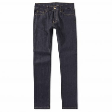 Rebel Pant (Spicer Denim) - Blue Rigid