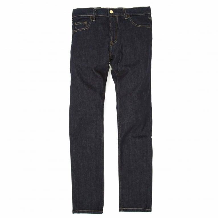 Carhartt WIP Rebel Pant (Spicer Denim) - Blue Rinsed