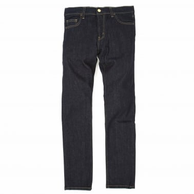 Rebel Pant (Spicer Denim) - Blue Rinsed