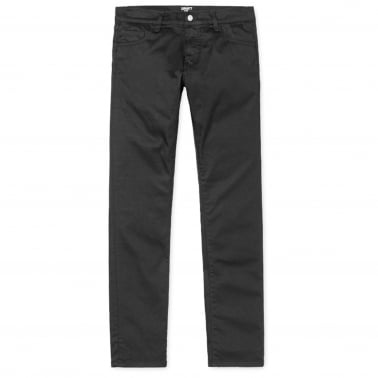 Rebel Towner Pant - Black Rinsed