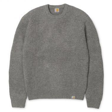 Rib Sweater