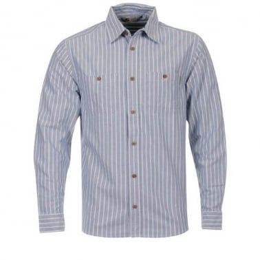 Risdon Shirt - Pacific