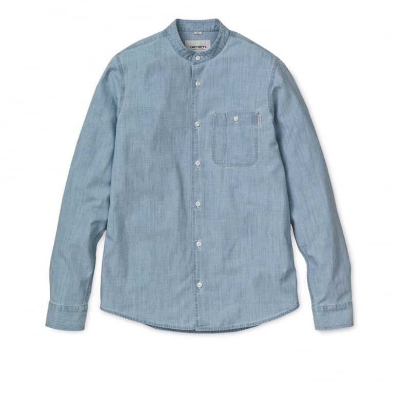 Carhartt WIP Robert Shirt - Indigo
