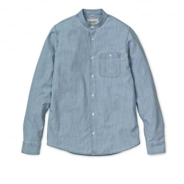 Robert Shirt - Indigo