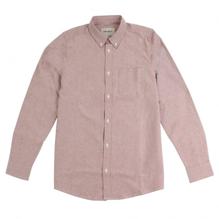 Carhartt WIP Rogers Shirt - Alabama
