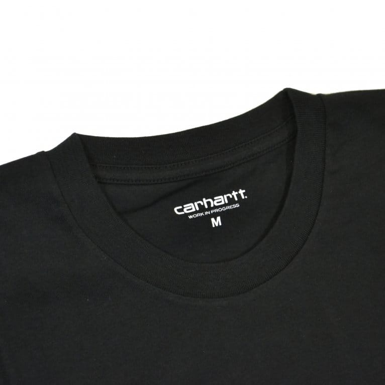 Carhartt WIP Rope Tee - Black/White