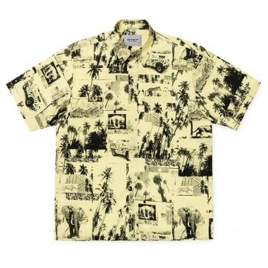 Safari Shirt - Safari Print