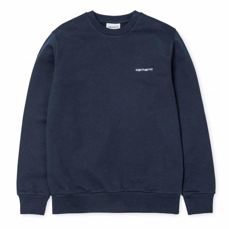 Carhartt WIP Script Crewnweck Sweatshirt