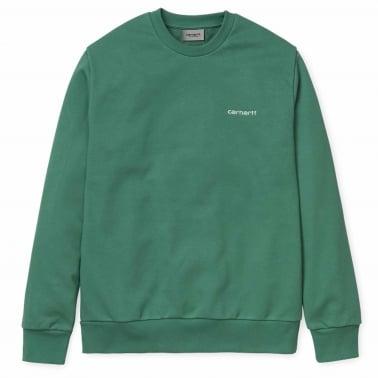 Script Crewnweck Sweatshirt