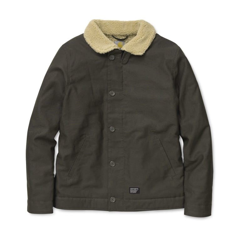 Carhartt WIP Sheffield Jacket - Blackforest