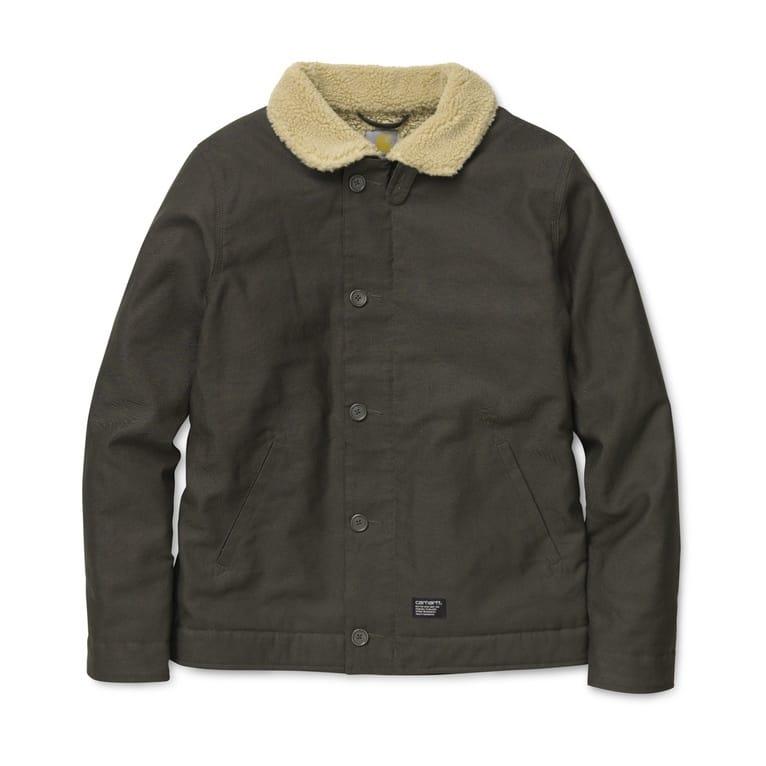Carhartt WIP Sheffield Jacket - Blackforest