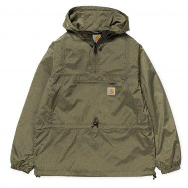 Spinner Pullover Jacket - Leaf