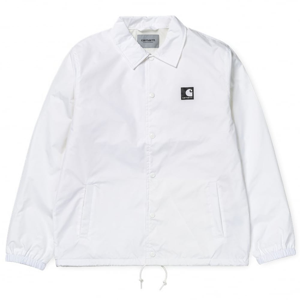 Carhartt WIP Sports Coach Jacket   Clothing   Natterjacks dd468764ece7