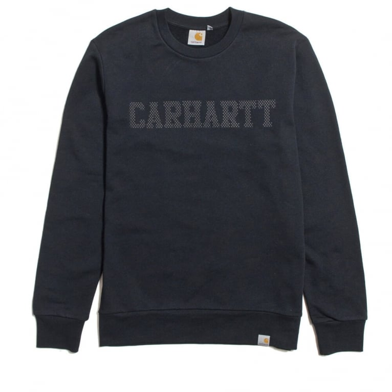 Carhartt WIP Stars Sweater - Black/Black