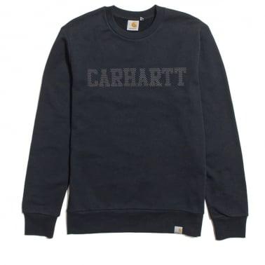 Stars Sweater - Black/Black