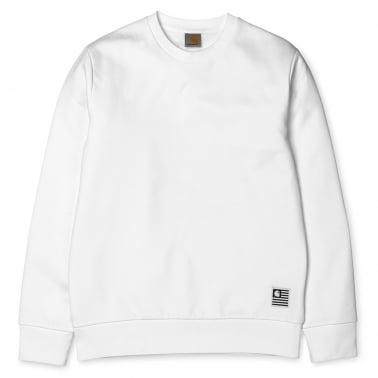 State Flag Sweatshirt - Black