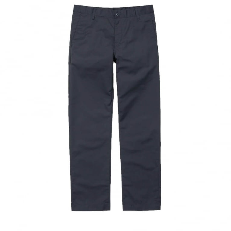 Carhartt WIP Station Pant - Navy Trousers