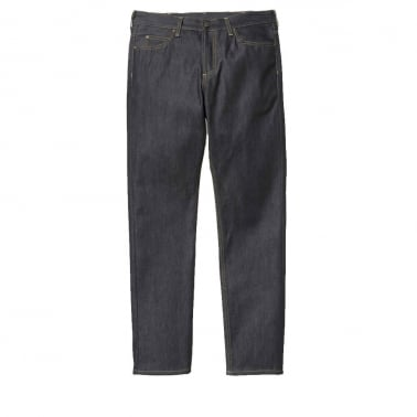 Texas Claremont Pant - Blue Rigid