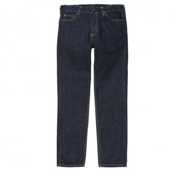 Texas Claremont Pant - Blue Rinsed
